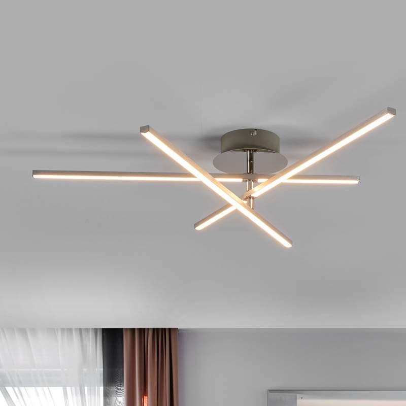 Puristische LED plafondlamp Leana