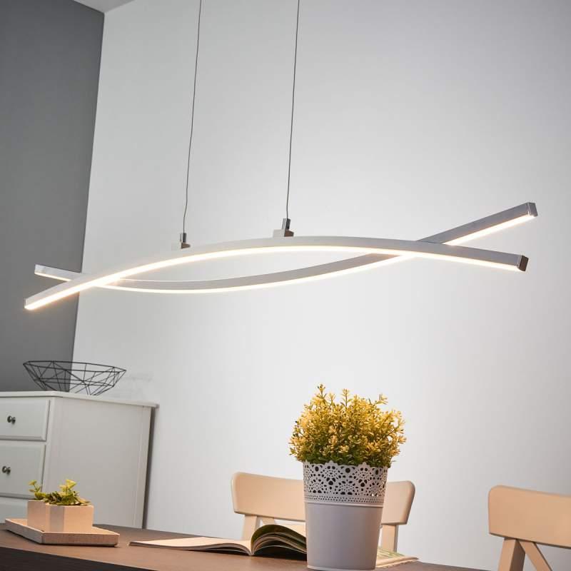 Puristische led hanglamp Florentina
