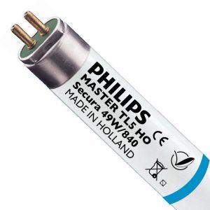 Philips TL5 HO Secura 49W 840 (MASTER) | 145cm - Koel Wit