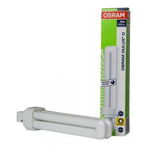 Osram Dulux D 26W 827 | Zeer Warm Wit - 2-Pin