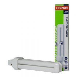 Osram Dulux D 26W 840 | Koel Wit - 2-Pin