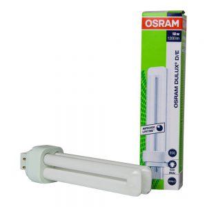 Osram Dulux D/E 18W 840 | Koel Wit - 4-Pin