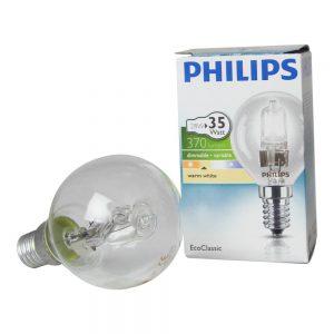 Philips EcoClassic Lustre 28W E14 230V P45 Clear