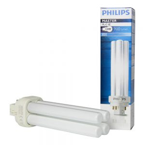Philips PL-C 13W 830 4P (MASTER) | Warm Wit - 4-Pin