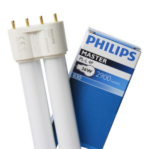 Philips PL-L 36W 830 4P (MASTER) | Warm Wit - 4-Pin