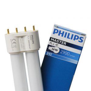 Philips PL-L 36W 840 4P (MASTER) | Koel Wit - 4-Pin