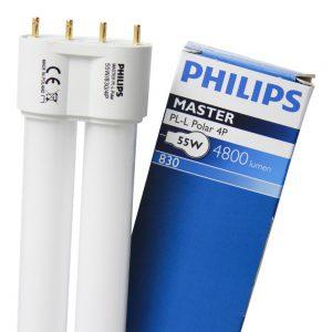 Philips PL-L 55W 830 4P (MASTER) | Warm Wit - 4-Pin