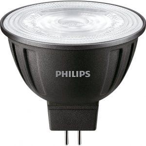 Philips LEDspot LV GU5.3 MR16 8W 830 36D (MASTER) | Warm Wit - Dimbaar - Vervangt 50W