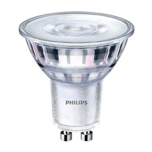 Philips CorePro LEDspot MV GU10 4W 830 36D | Warm Wit - Dimbaar - Vervangt 35W