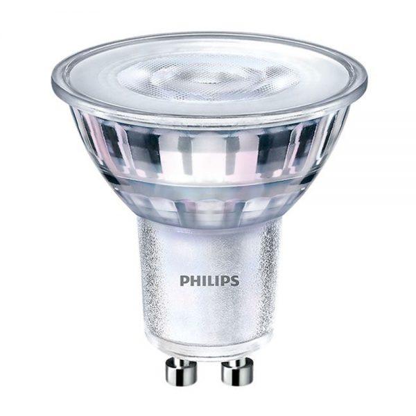 Philips CorePro LEDspot MV GU10 5W 830 36D   Warm Wit - Dimbaar - Vervangt 50W