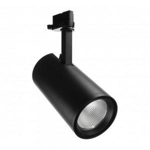 Noxion LED Railspot 3-Phase Accento 35W 930 36D Zwart | Beste Kleurweergave - Vervangt 35 & 70W CDM