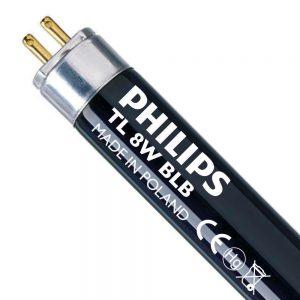 Philips TL 8W BLB Blacklight Blue   29cm