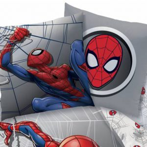 Dekbedovertrek Spider-man Superhero Beddenreus