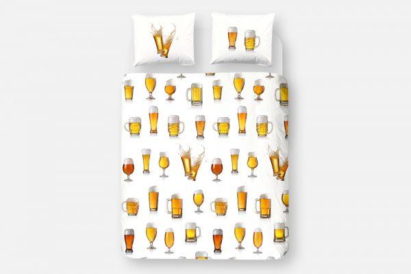 Dekbedovertrek Beer Good Morning