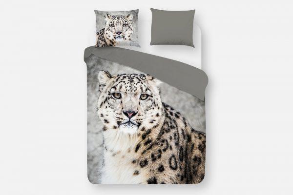 Dekbedovertrek Leopard Good Morning