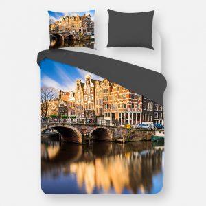 Dekbedovertrek Amsterdam Pure