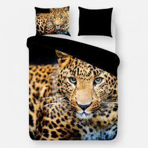 Dekbedovertrek Leopard Pure