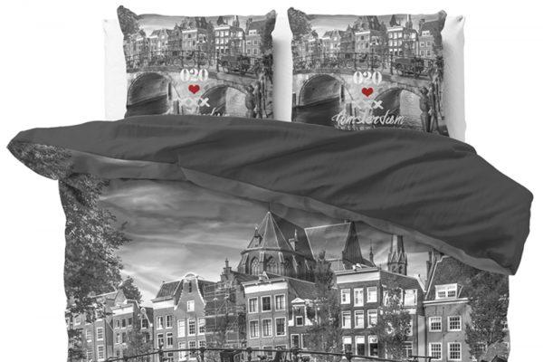 Dekbedovertrek Amsterdam Pure Cotton
