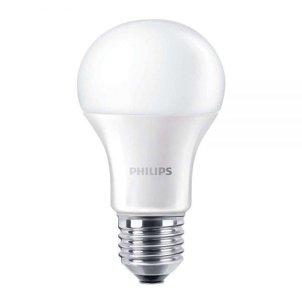 Philips CorePro LEDbulb E27 A60 5.5W 827 Mat   Vervangt 40W