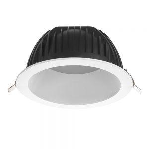 Noxion LED Downlight Opto IP40 3000K 2200lm Ø200mm
