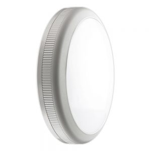 Noxion LED Bulkhead Core 4000K 20W Grijs | Vervangt 2x26W