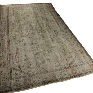 vintage vloerkleed grijs 290cm x 169cm