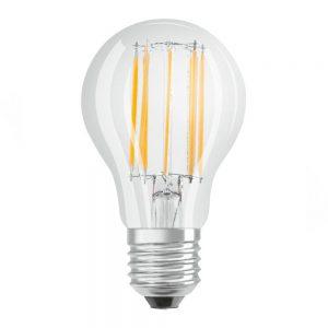 Osram Parathom Retrofit Classic E27 A 11W 827 met Filament | Vervangt 100W