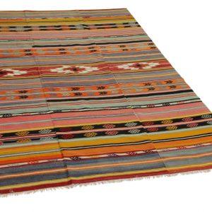 Kelim uit Anatolië 250cm x 180cm