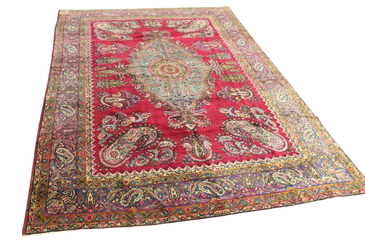 Tapijt Oud Roze : De mooiste vintage perzische tapijten kelims op een rij