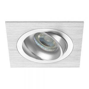 Noxion Spot Boxi Aluminium | incl. GU10 Fitting