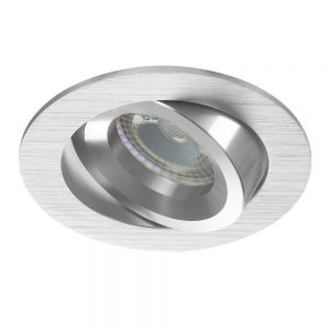 Noxion Spot Drome Aluminium | incl. GU10 Fitting