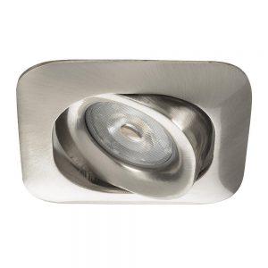 Noxion Spot MR16 Square Nikkel | incl. GU10 Fitting