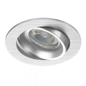 Noxion Spot Vision Aluminium | incl. GU10 Fitting