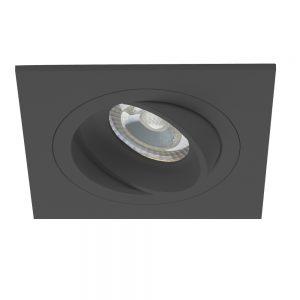 Noxion Spot Boxi Zwart | incl. GU10 Fitting