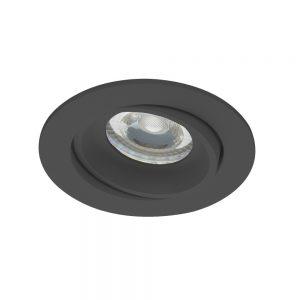 Noxion Spot Vision Zwart | incl. GU10 Fitting