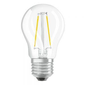 Osram Parathom Classic E27 P 1.6W 827 met Filament   Vervangt 15W