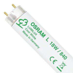 Osram L 18W 840 Lumilux | 59cm - Koel Wit