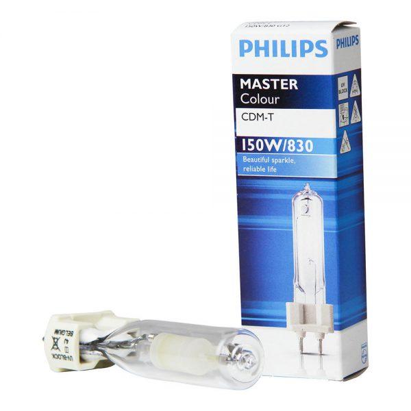 Philips MASTERColour CDM-T 150W 830 G12   Warm Wit