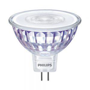 Philips LEDspot LV Value GU5.3 MR16 5.5W 827 60D (MASTER) | Zeer Warm Wit - Dimbaar - Vervangt 35W