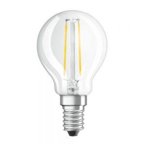 Osram Parathom Retrofit Classic E14 P 2.1W 827 Filament | Vervangt 25W