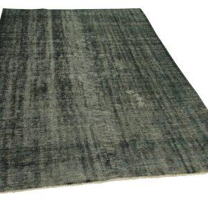 vintage vloerkleed, grijs, 265cm x 172cm (libelle week 52)