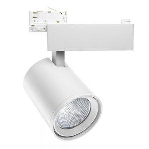 Noxion LED Railspot 3-Phase Stella 35W 930 36D Wit | Beste Kleurweergave - Vervangt 35 & 70W CDM