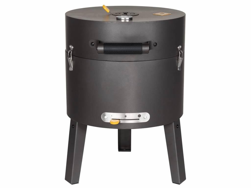 Tonello houtskoolbarbecue Boretti