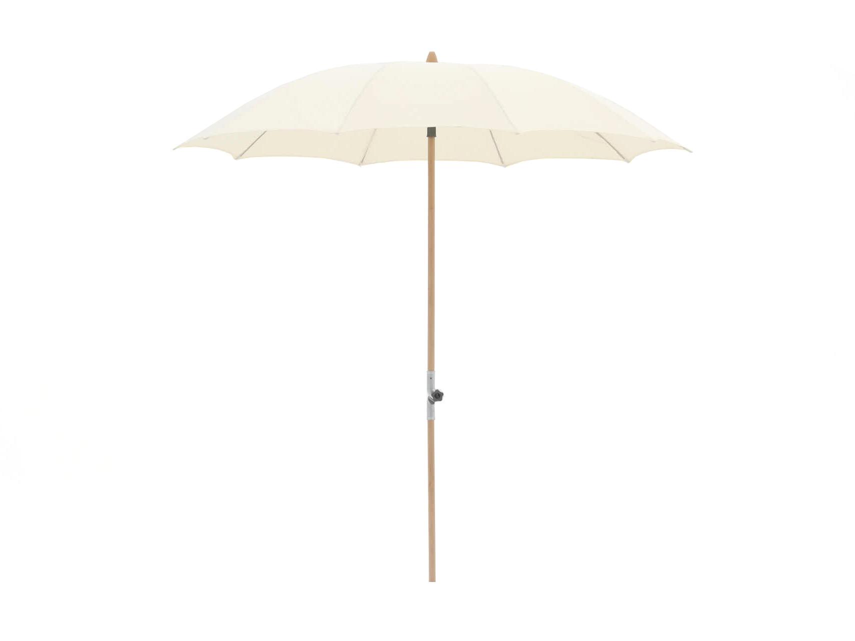 Suncomfort by Glatz Rustico parasol ø 220cm - Laagste prijsgarantie!