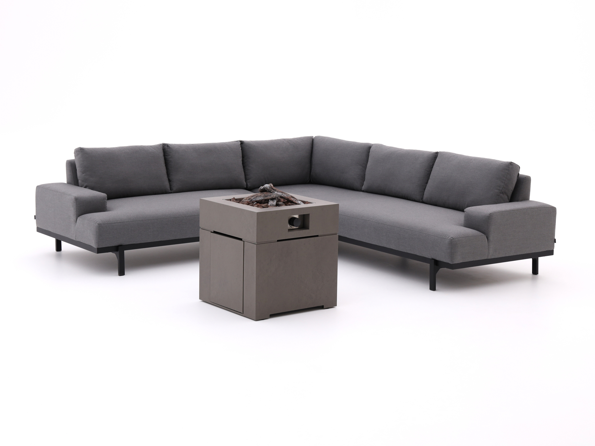 Hartman Lucas/Cosibrixx 60cm hoek loungeset 3-delig - Laagste prijsgarantie!