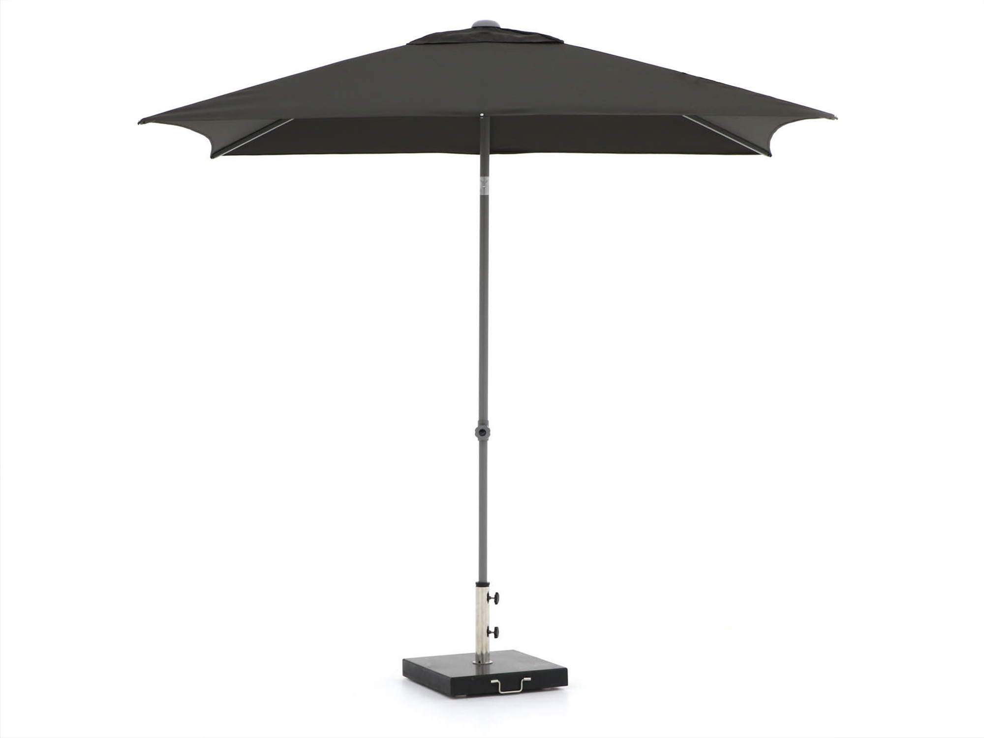 Shadowline Push-up parasol 250x200cm - Laagste prijsgarantie!