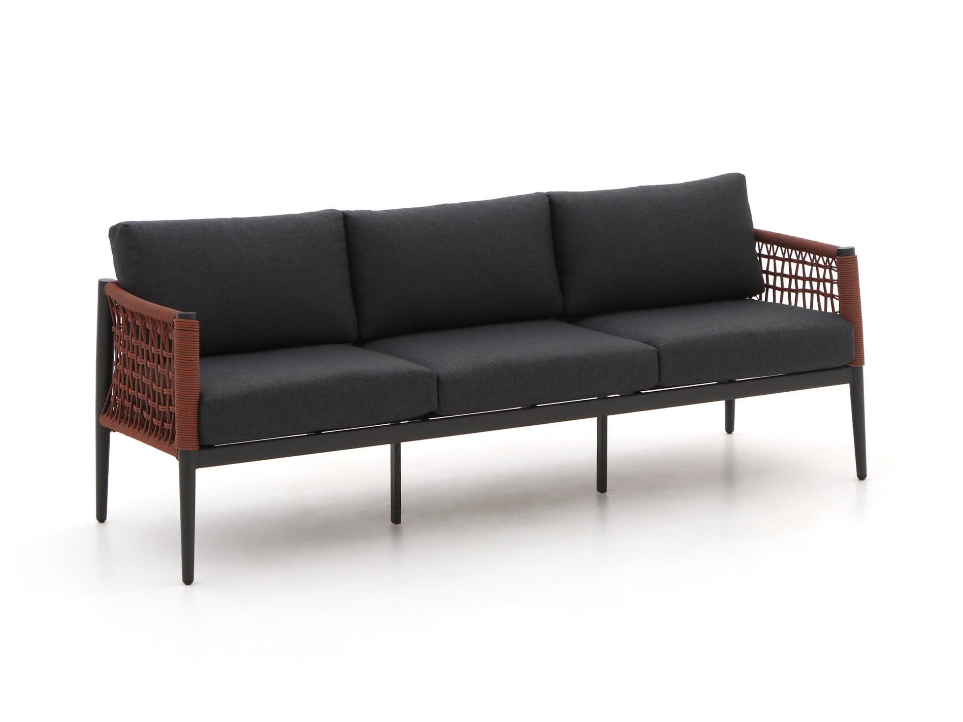 Manifesto Salera lounge tuinbank 3-zits 204cm - Laagste prijsgarantie!