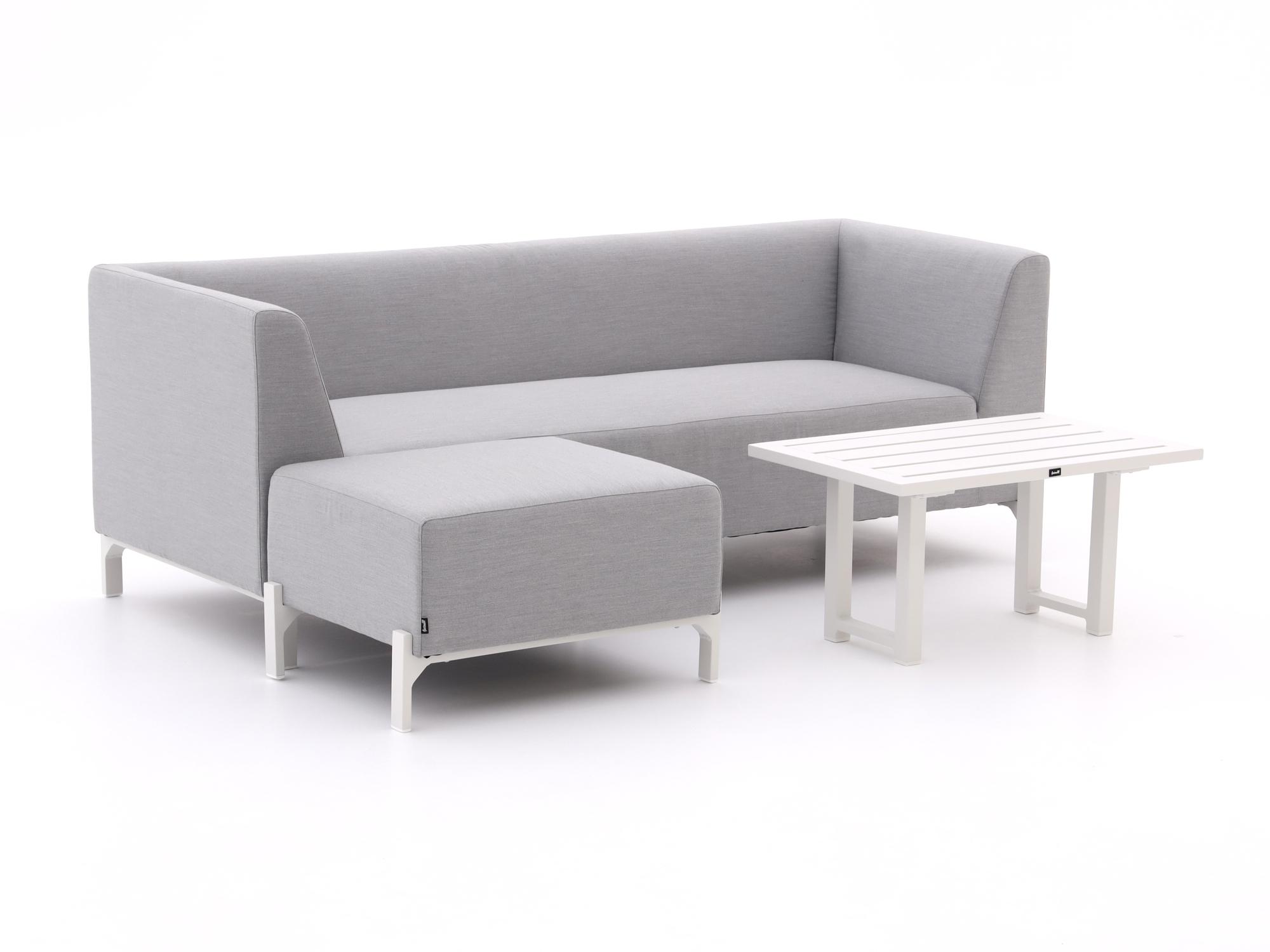 Hartman Dion chaise longue loungeset 3-delig - Laagste prijsgarantie!