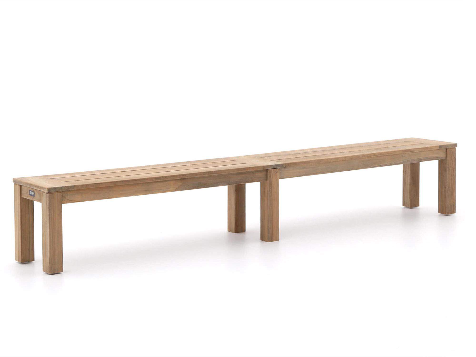ROUGH-X picknickbank 285x42x45cm - Laagste prijsgarantie!