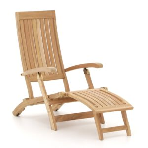 Sunyard Liverpool deckchair - Laagste prijsgarantie!